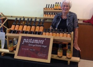 pastamore booth