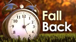 Daylight Savings Time - Ending